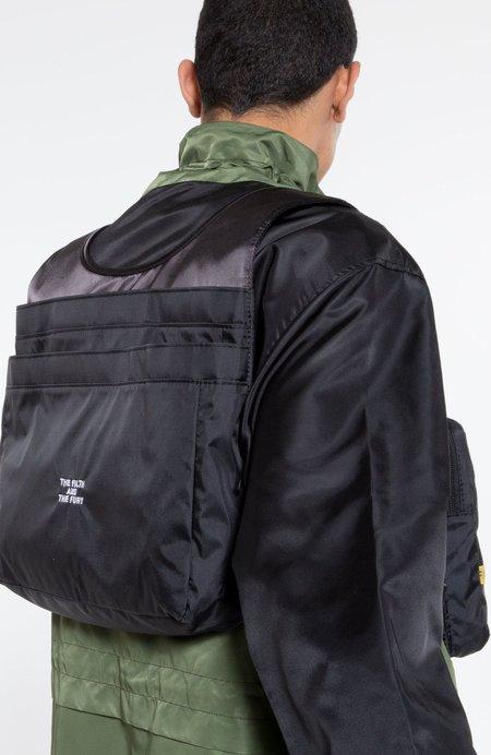 Unisex Eastpak x Neighborhood Vest Bag - Black