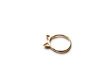 Elaine Ho Cat ring - 14K gold