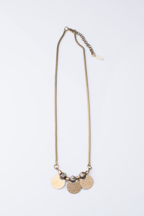 Emily Valentine Mayura necklace