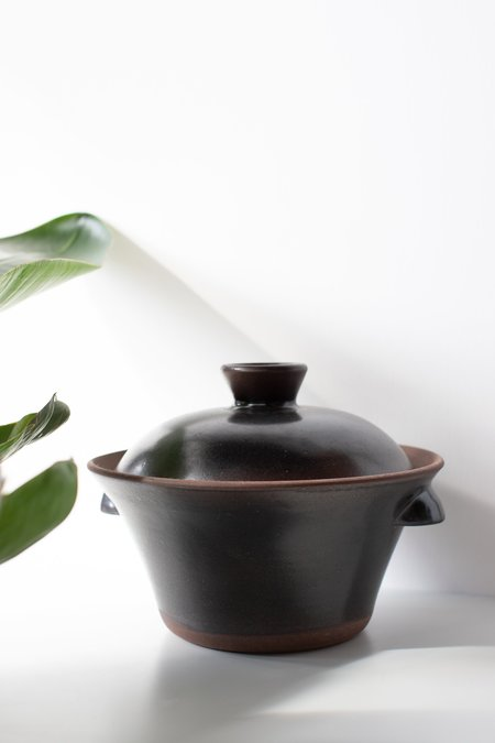 Michael Newsome Handcrafted Cassoulet Pot