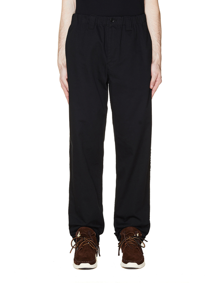 JohnUNDERCOVER Cotton Trousers - Black
