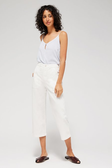 Lacausa Brushed Stella Trousers - Moon