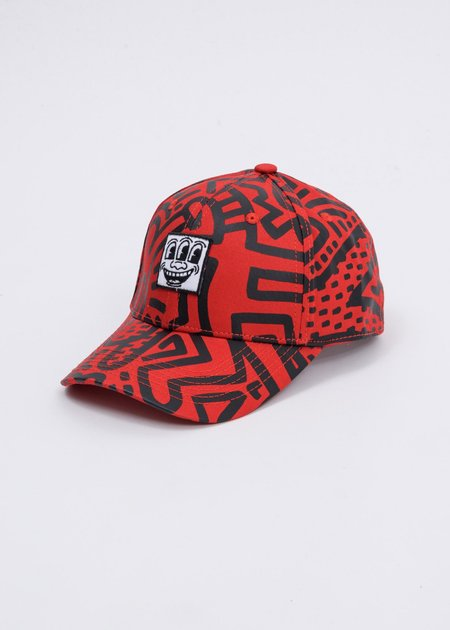 Études Studio Cloud KH Cap - Red