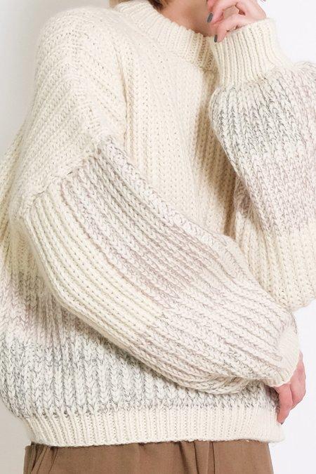 Micaela Greg Ombre Sweater - Confetti