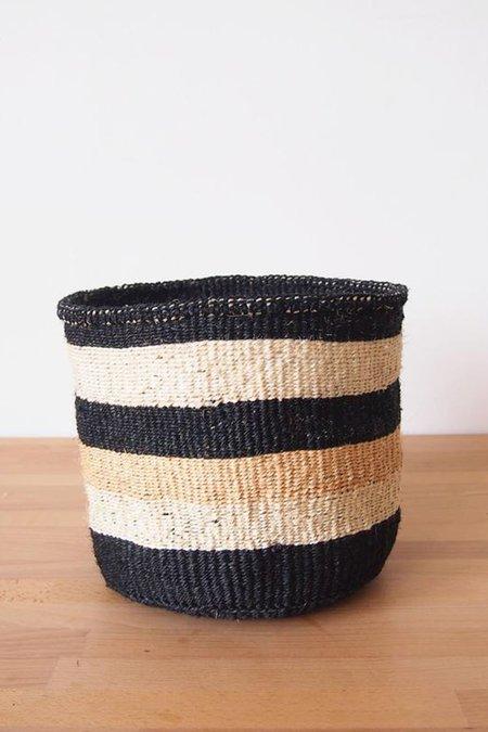 Amsha Medium Storage Basket - Ebb