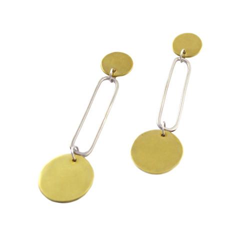 Natalie Joy Solar Nebula earrings