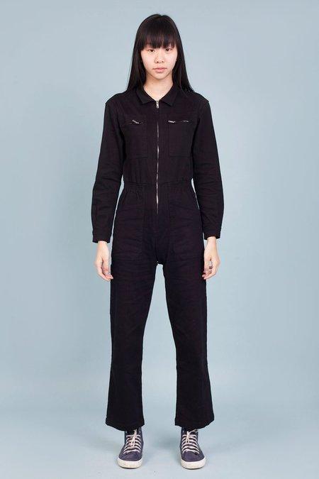 L.F.Markey Danny Boilersuit - Black