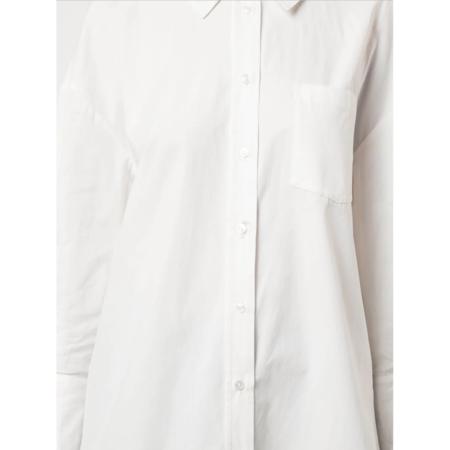 Anine Bing Mika Shirt - White