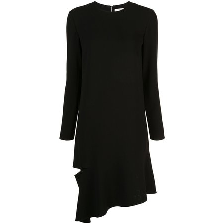 Tibi Triacetate Shift Dress