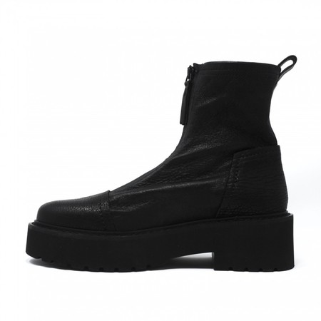 Puro Secret The Mood Boots - Black