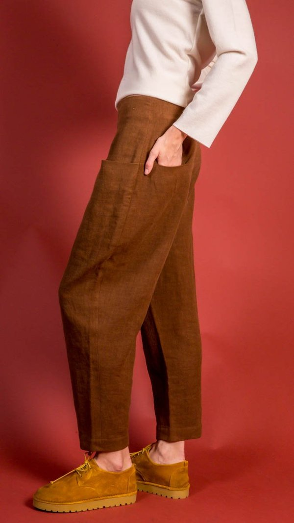 Lauren Manoogian Fitted Pocket Pant