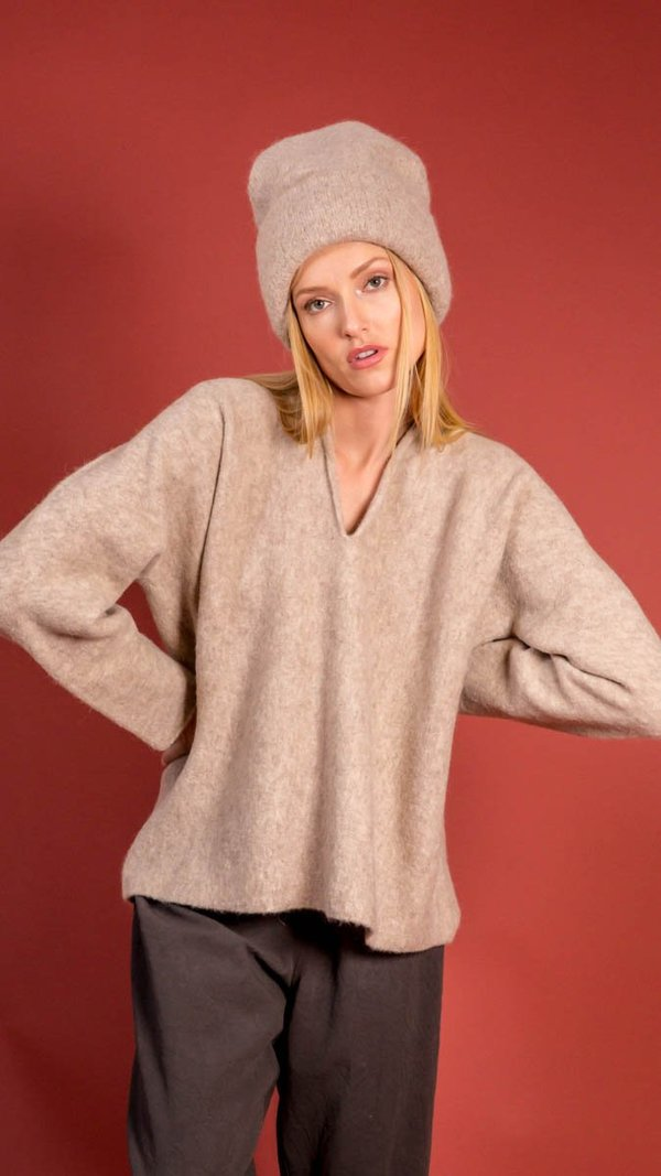 Lauren Manoogian Split Pullover