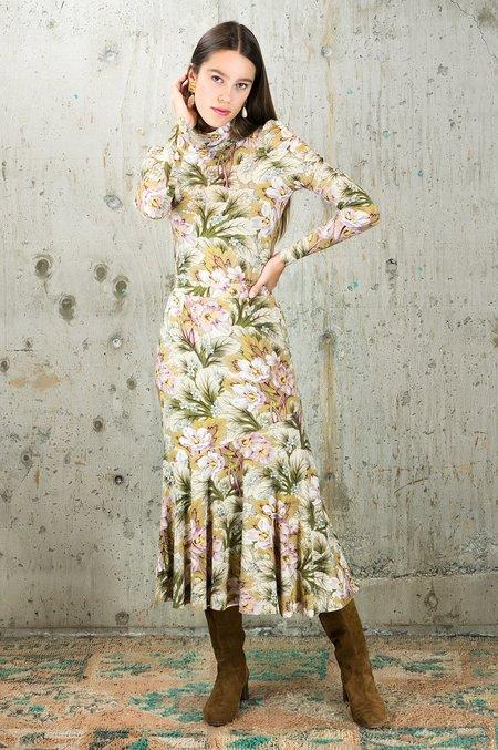 Kristinit Caron Top - Floral