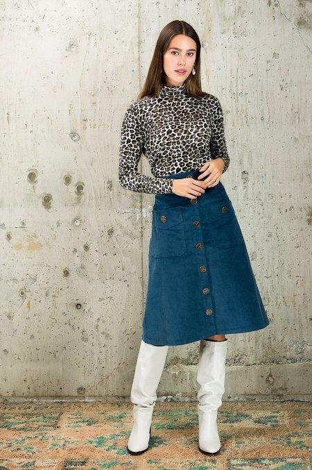Kristinit Lelde Skirt - Blue