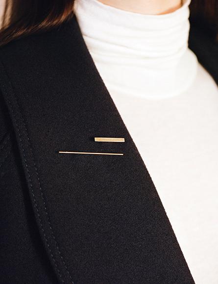 Kathleen Whitaker Strand Pin
