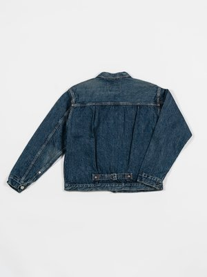 Orslow 40s Pleated Front Blouson - 1-Year Wash