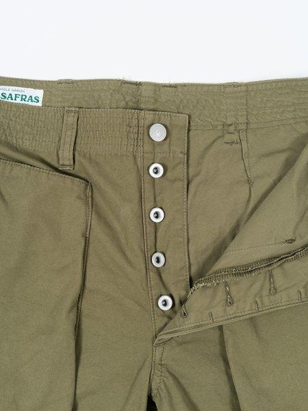 Sassafras Digs Crew Pants - Olive