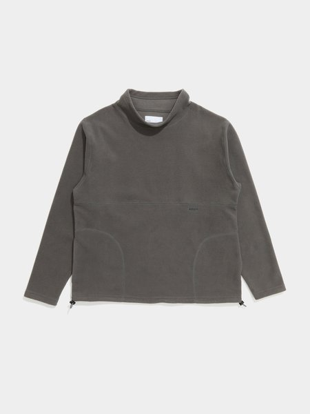 Adsum Flop Neck Fleece - Grey