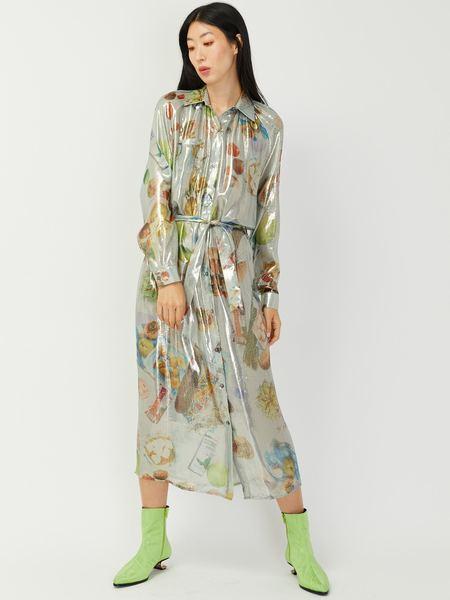 Anntian Shirt Dress