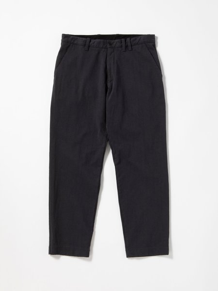 Jackman High-Density Trousers - Off Black