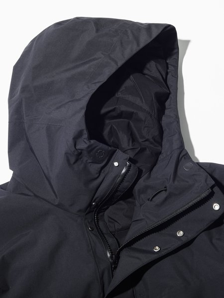 Goldwin Insulated Mountain Parka - Black