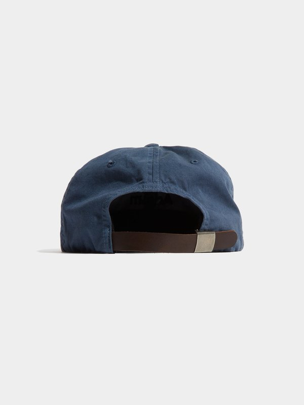 Adsum Overdyed Core Logo Hat - Slate