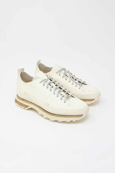 FEIT Lugged Runner - White