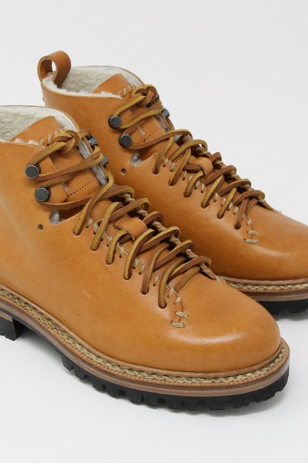 FEIT Whipstitch Hiker Wool - Tan