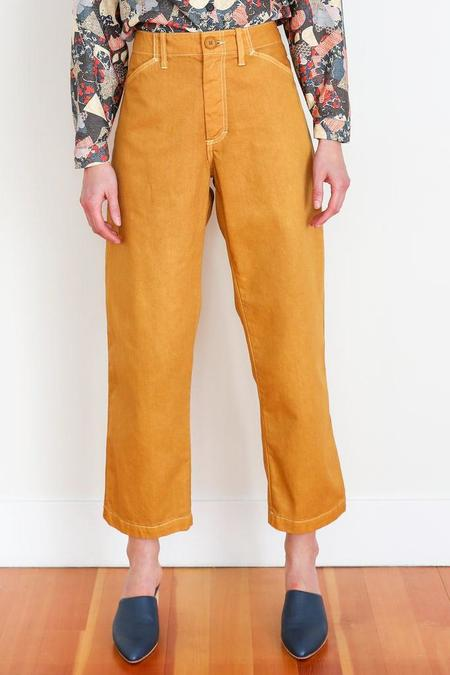 Gravel & Gold Painter Pant - Honey