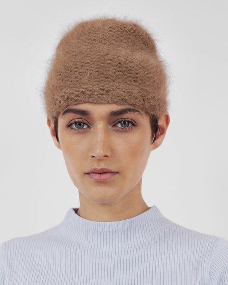 Clyde Mohair Hat - Lynx