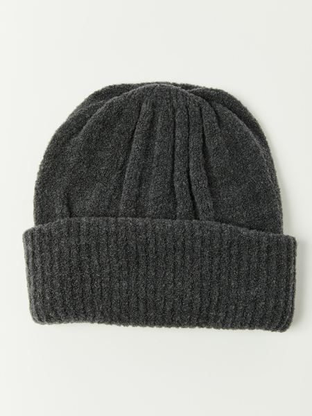 GREI Mousse Doubled Sided Beanie - Charcoal