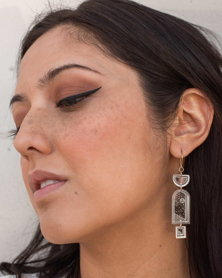 Fool's Gold Camber Earrings