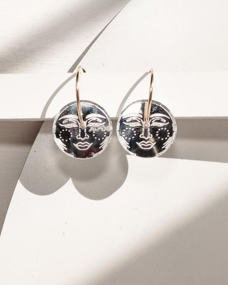 Fool's Gold Dawn Earrings