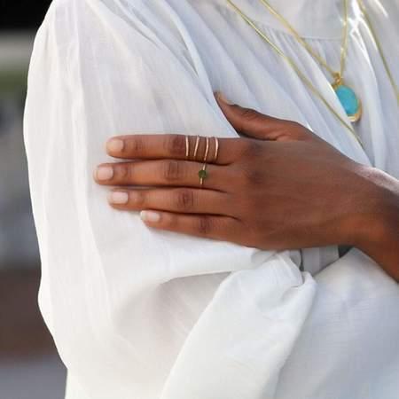 Elisha Marie Sea Ring - Gold
