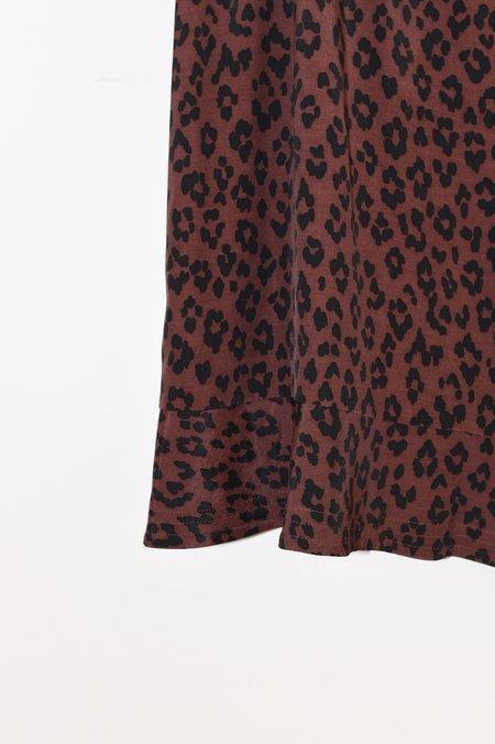 A.P.C. Adena Skirt - Maroon