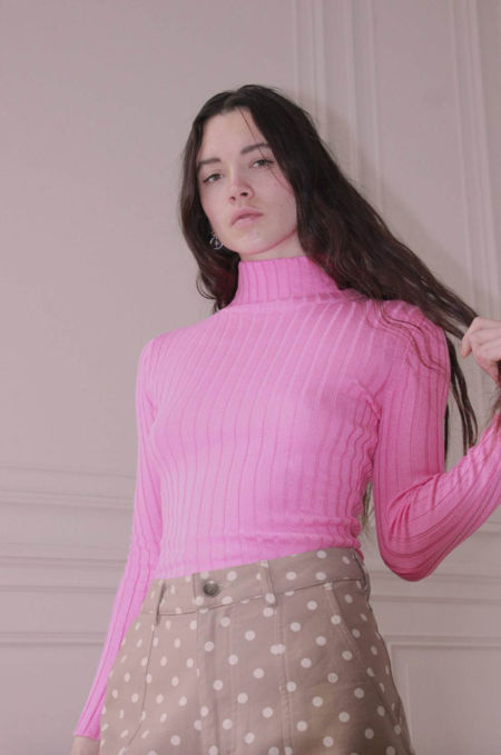 Ajaie Alaie second skin pullover - riviera