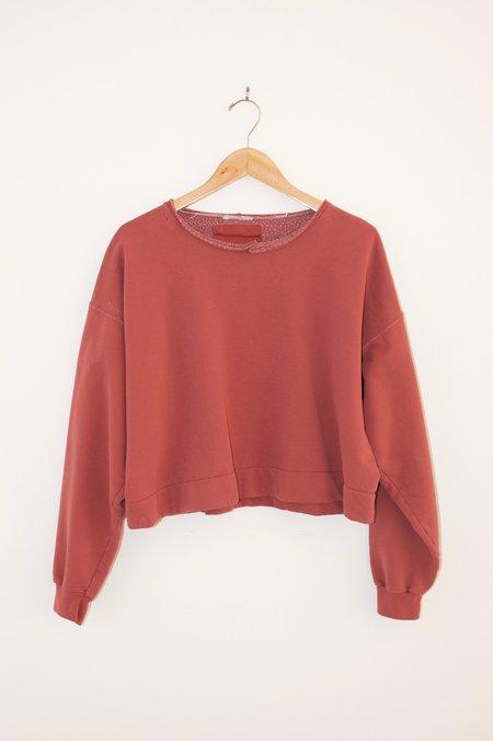 Rachel Comey Mingle Sweatshirt - Rust