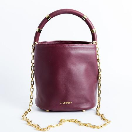 J. Lowery Max Mini Bag - Burgundy