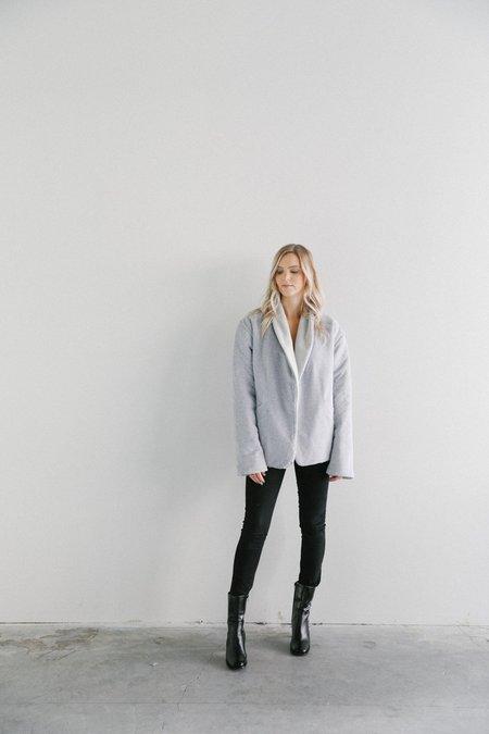Toit Volant La Buxerette Jacket - Grey