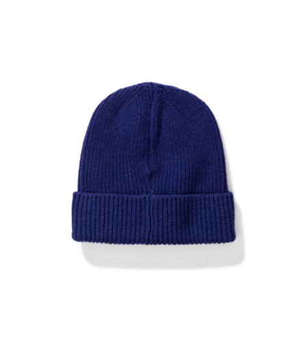 Norse Projects High Top Beanie - VINTAGE INDIGO