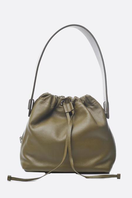 Bonastre Medium Lune Bag - Army