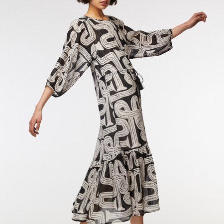 Gorman Columns Long Dress