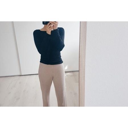 Diarte SILVESTRE Trousers - Mink