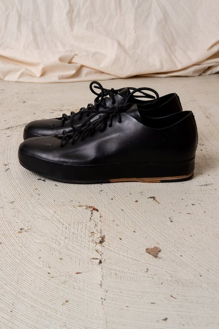FEIT Hand Sewn Low Sneakers - Black