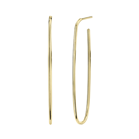 Carrie Hoffman Long Link Hoops