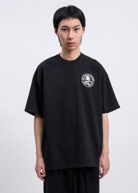 Komakino Another Crack Heavy Jersey T-Shirt - Black