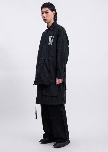 Komakino Removable Extended Field Jacket - Black
