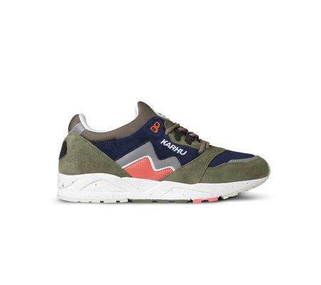 Karhu Aria 95 Cross Country Ski  Sneaker - Capulet Olive/Mango