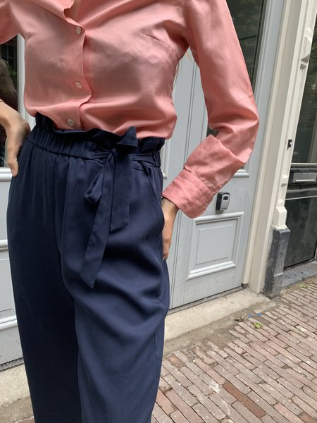 Noumenon Corrine Trousers - Navy