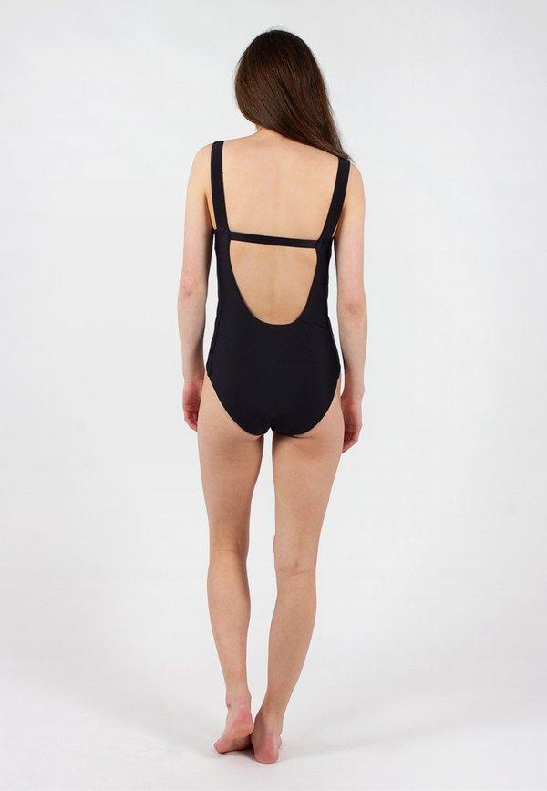 Kowtow Swim Lines One Piece Swimsuit - Black